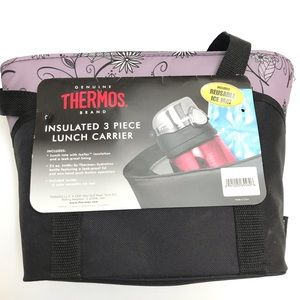 Thermos Other - Thermos Insulated 2 piece Lunch Bag Water Bottle